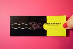 Personal business card • Cintia Bertaccini